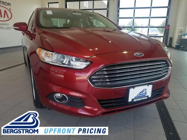 2014 Ford Fusion Vehicle Photo in Appleton, WI 54914