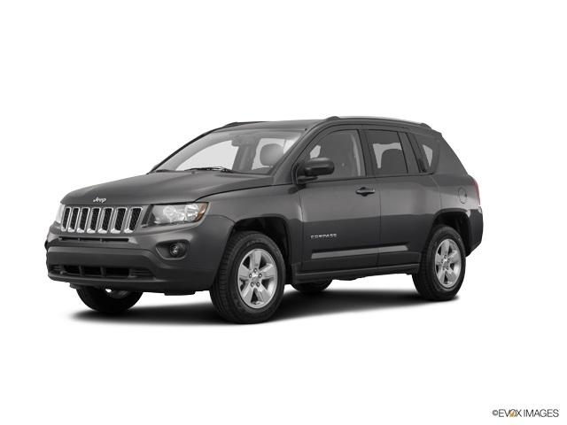 2016 Jeep Compass Vehicle Photo in ELGIN, TX 78621-4245
