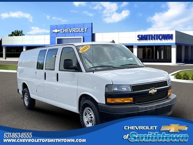 2020 Chevrolet Express Cargo Van Vehicle Photo in Saint James, NY 11780