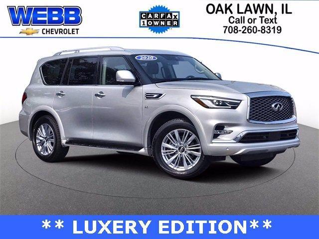 2020 INFINITI QX80 Vehicle Photo in OAK LAWN, IL 60453-2560