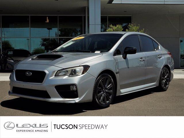 2015 Subaru WRX Vehicle Photo in Tucson, AZ 85712
