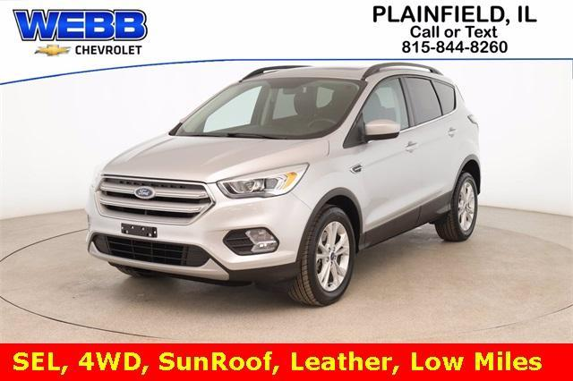 2018 Ford Escape Vehicle Photo in Plainfield, IL 60586-5132