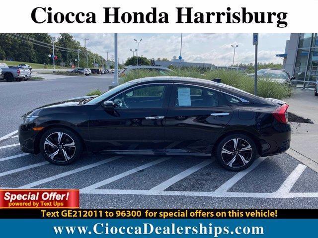 2016 Honda Civic Sedan Vehicle Photo in Harrisburg, PA 17112
