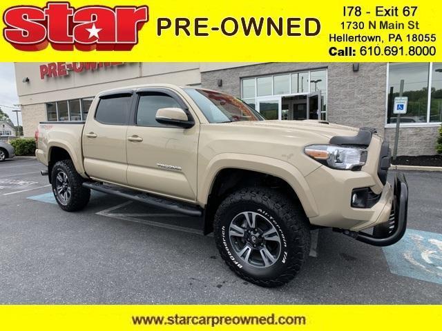2017 Toyota Tacoma Vehicle Photo in Bethlehem, PA 18017