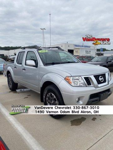 2018 Nissan Frontier Vehicle Photo in AKRON, OH 44320-4088