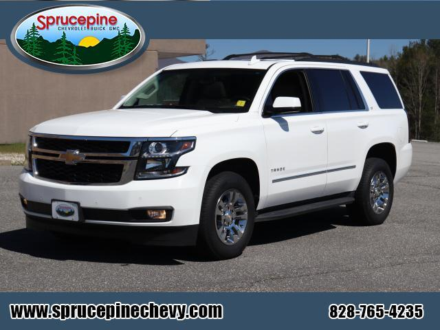 2020 Chevrolet Tahoe Vehicle Photo in Spruce Pine, NC 28777
