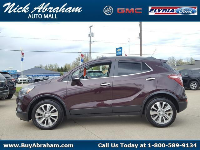 2017 Buick Encore Vehicle Photo in ELYRIA, OH 44035-6349