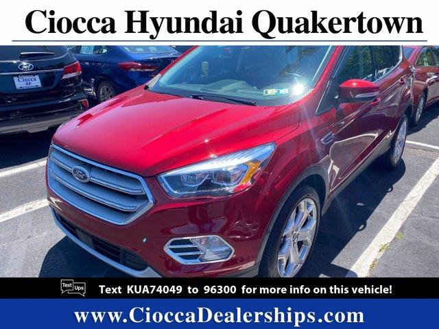 2019 Ford Escape Vehicle Photo in Quakertown, PA 18951
