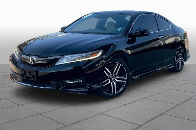 2017 Honda Accord Coupe Vehicle Photo in Tulsa, OK 74133