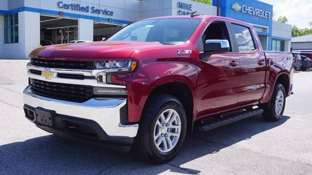 2020 Chevrolet Silverado 1500 Vehicle Photo in Milford, OH 45150