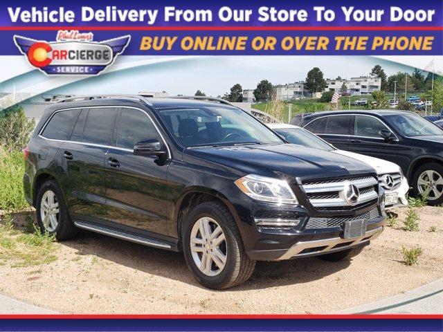 2013 Mercedes-Benz GL-Class Vehicle Photo in Colorado Springs, CO 80905