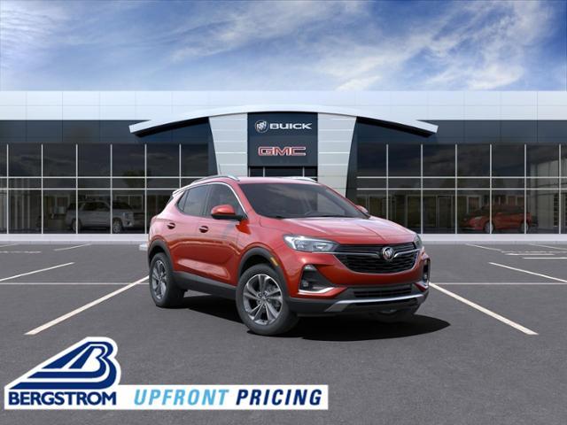 2021 Buick Encore GX Vehicle Photo in APPLETON, WI 54914-8833
