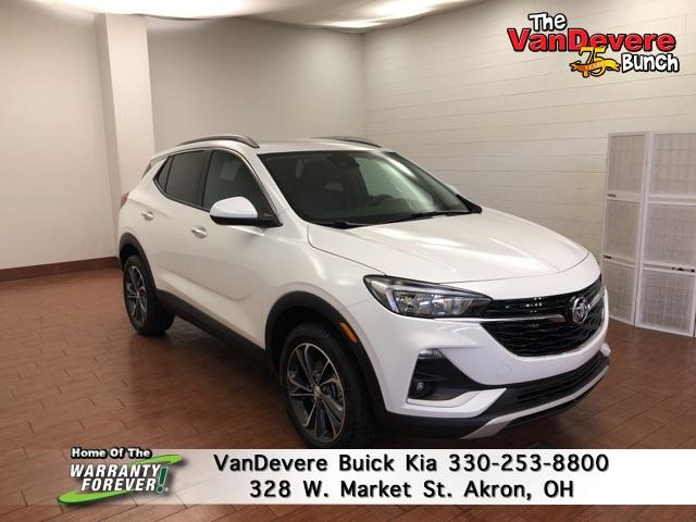 2022 Buick Encore GX Vehicle Photo in AKRON, OH 44303-2185