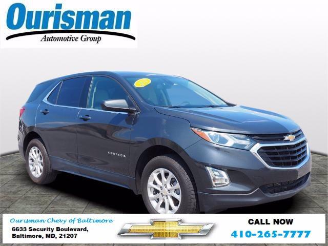 2020 Chevrolet Equinox Vehicle Photo in BALTIMORE, MD 21207-4000