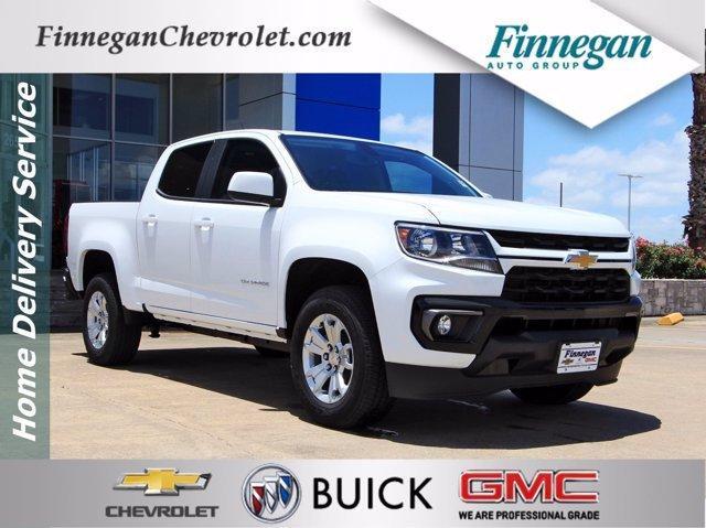 2021 Chevrolet Colorado Vehicle Photo in ROSENBERG, TX 77471-5675