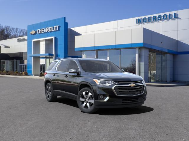 2021 Chevrolet Traverse Vehicle Photo in DANBURY, CT 06810-5034