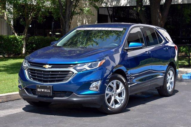 2020 Chevrolet Equinox Vehicle Photo in Dallas, TX 75209