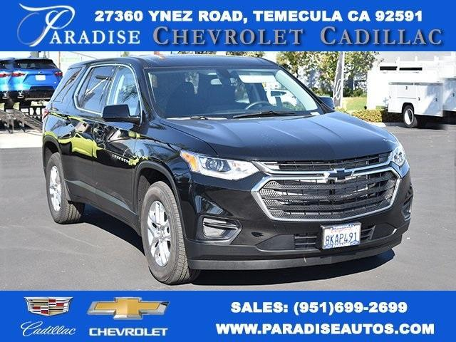 2021 Chevrolet Traverse Vehicle Photo in Temecula, CA 92591