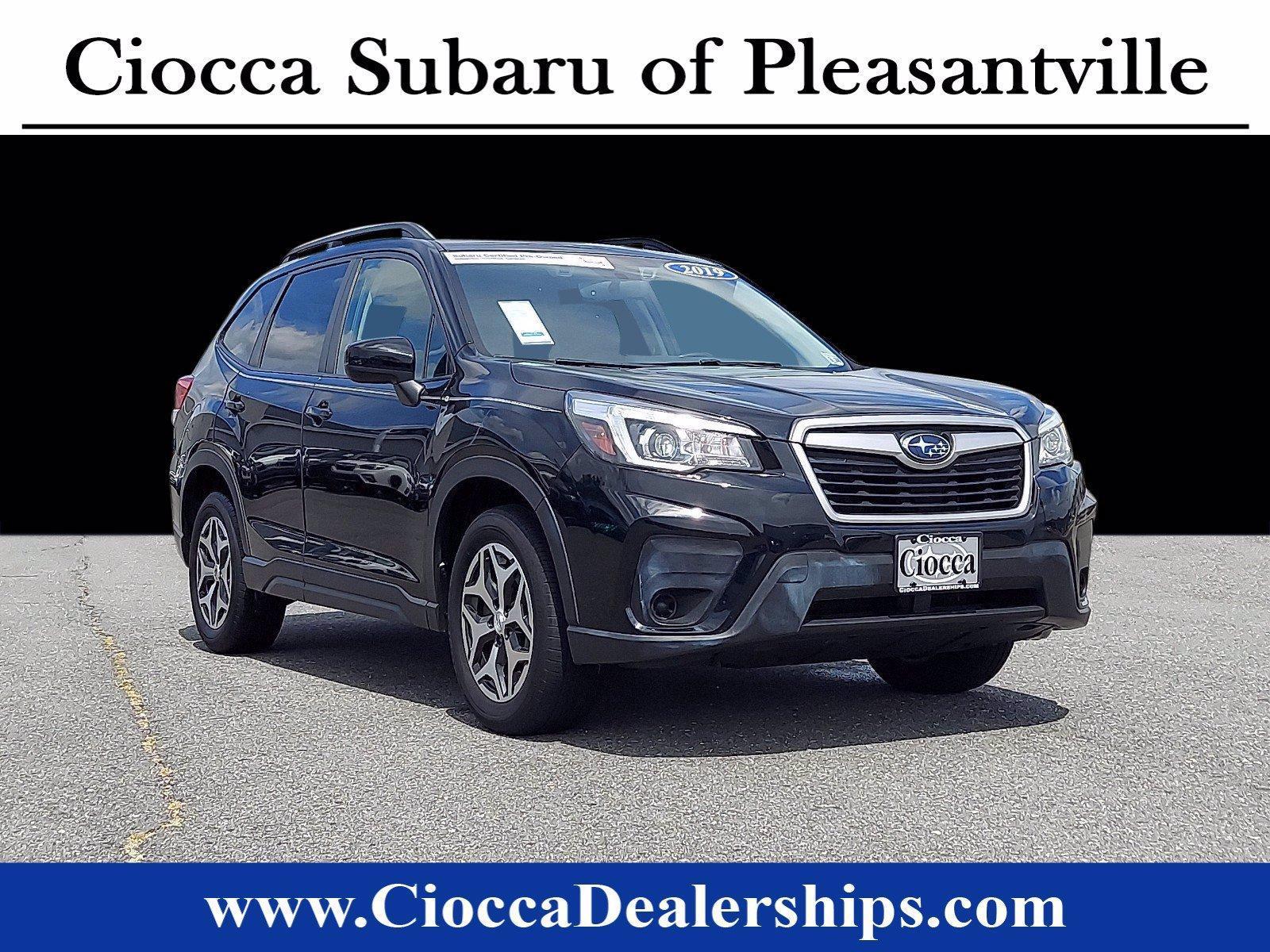 2019 Subaru Forester Vehicle Photo in Pleasantville, NJ 08232