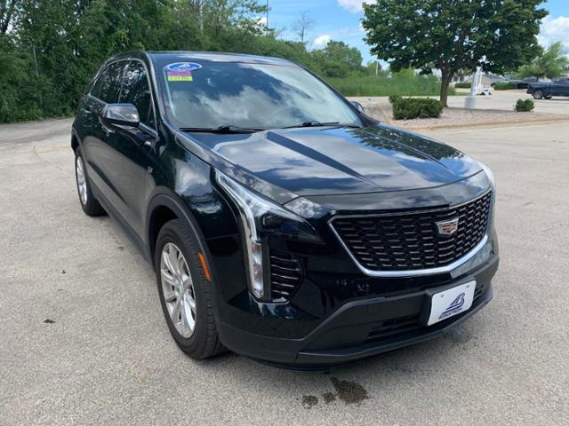 2019 Cadillac XT4 Vehicle Photo in APPLETON, WI 54914-4656