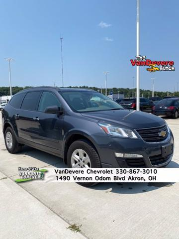 2014 Chevrolet Traverse Vehicle Photo in AKRON, OH 44320-4088
