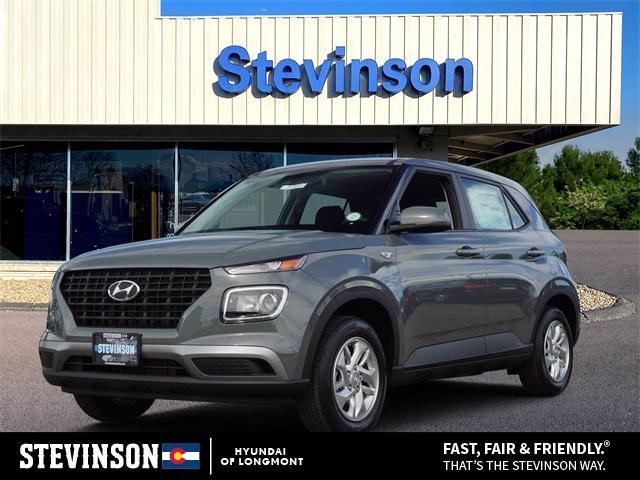 2021 Hyundai Venue Vehicle Photo in Longmont, CO 80501