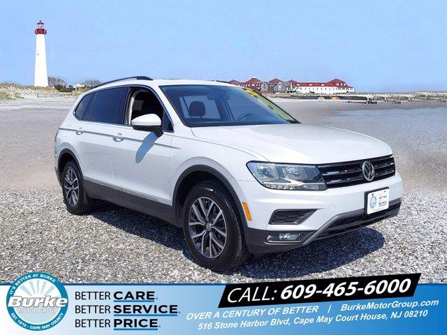 2018 Volkswagen Tiguan Vehicle Photo in Cape May Court House, NJ 08210