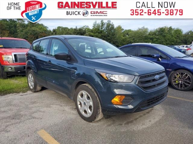 2019 Ford Escape Vehicle Photo in GAINESVILLE, FL 32609-3647
