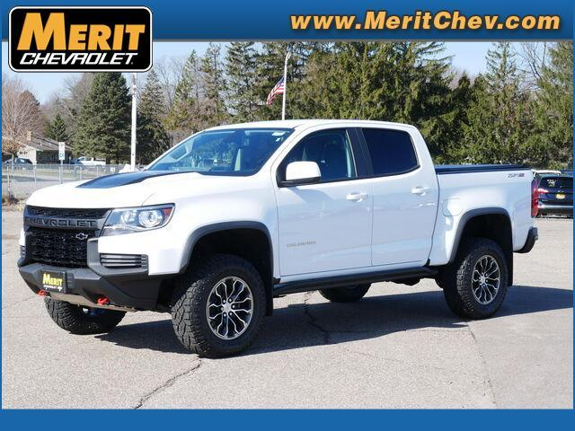 2021 Chevrolet Colorado Vehicle Photo in Maplewood, MN 55119