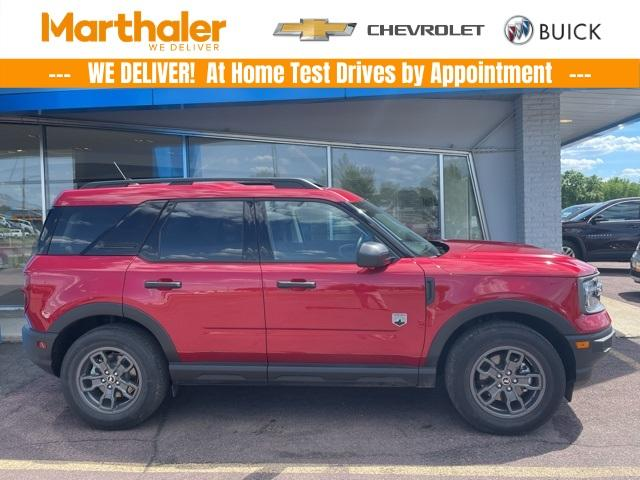 2021 Ford Bronco Sport Vehicle Photo in Redwood Falls, MN 56283