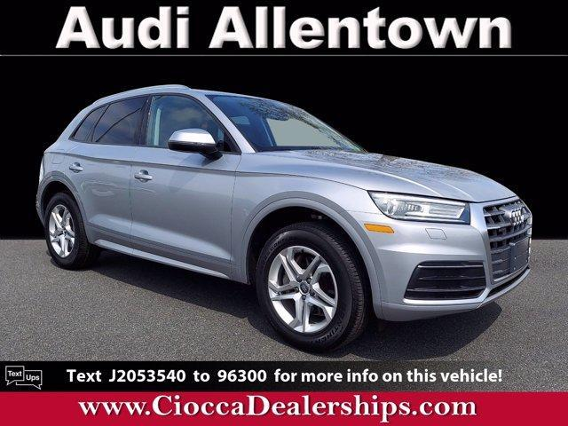 2018 Audi Q5 Vehicle Photo in Allentown, PA 18103