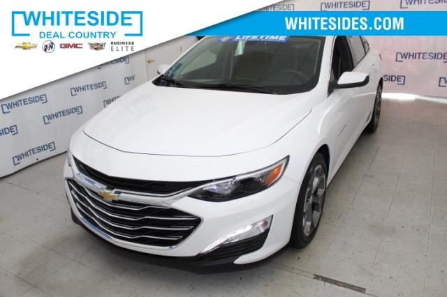 2021 Chevrolet Malibu Vehicle Photo in St. Clairsville, OH 43950