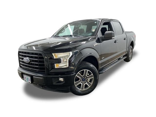 2017 Ford F-150 Vehicle Photo in PORTLAND, OR 97225-3518