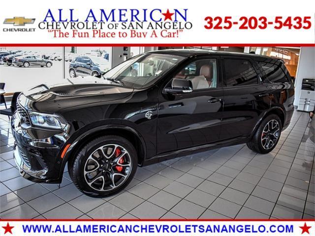2021 Dodge Durango Vehicle Photo in SAN ANGELO, TX 76903-5798