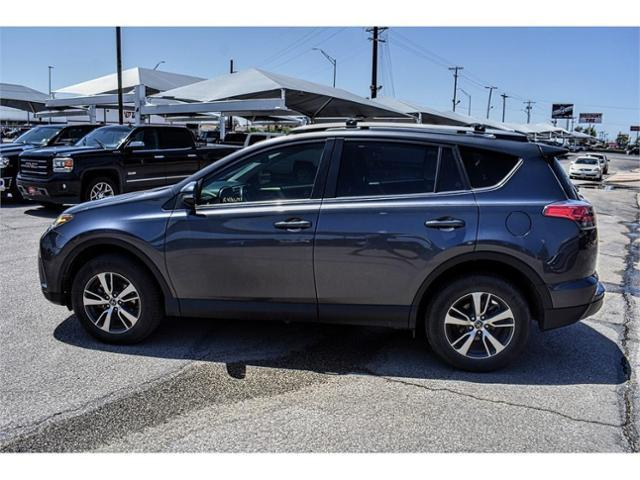 2018 Toyota RAV4 Vehicle Photo in San Angelo, TX 76901