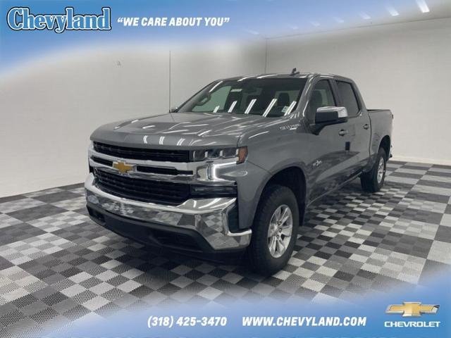 2021 Chevrolet Silverado 1500 Vehicle Photo in SHREVEPORT, LA 71105-5534