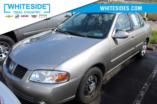 2006 Nissan Sentra Vehicle Photo in St. Clairsville, OH 43950