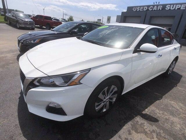 2020 Nissan Altima Vehicle Photo in Danville, KY 40422