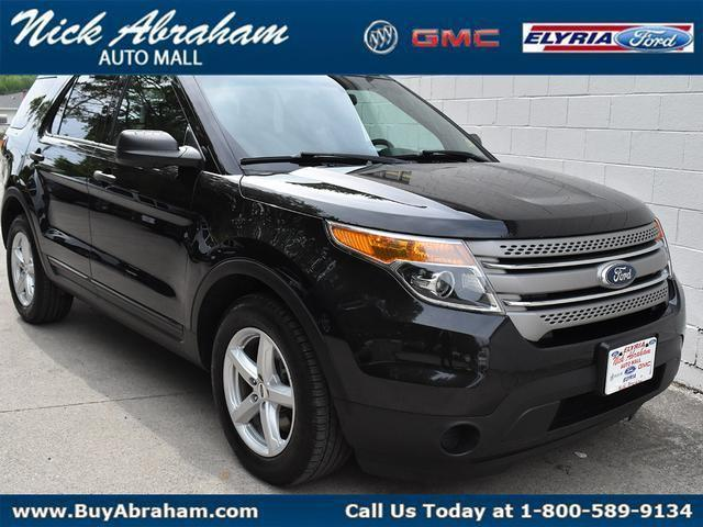 2015 Ford Explorer Vehicle Photo in Elyria, OH 44035