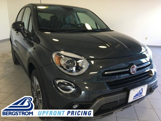 2021 FIAT 500X Vehicle Photo in Kaukauna, WI 54130