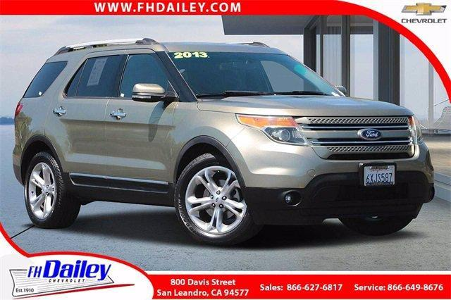 2013 Ford Explorer Vehicle Photo in SAN LEANDRO, CA 94577-1512