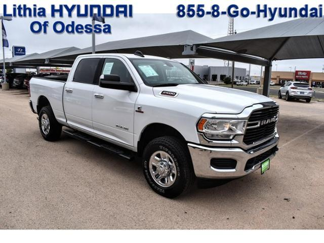 2019 Ram 2500 Vehicle Photo in Odessa, TX 79762