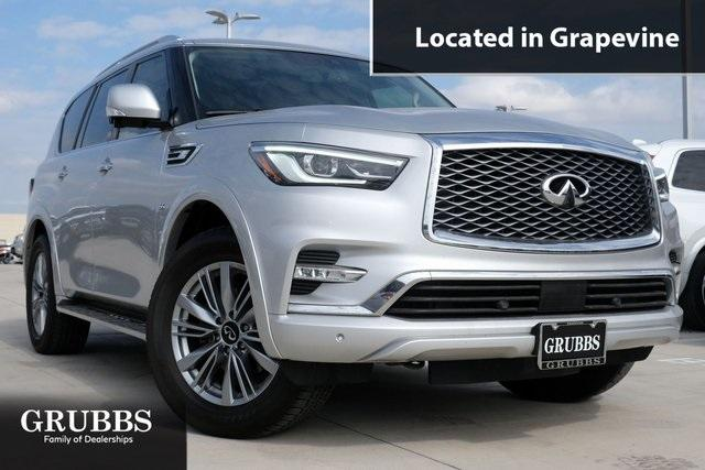 2020 INFINITI QX80 Vehicle Photo in Grapevine, TX 76051