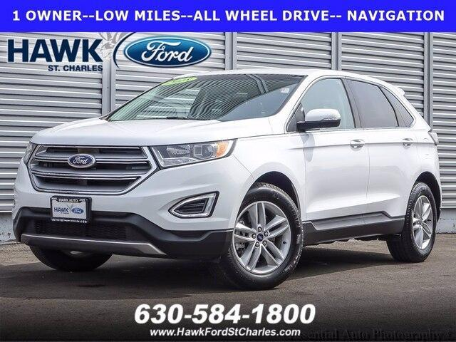 2018 Ford Edge Vehicle Photo in Plainfield, IL 60586