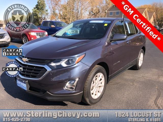 2018 Chevrolet Equinox Vehicle Photo in Sterling, IL 61081