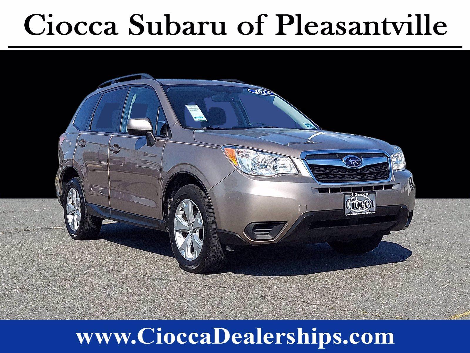 2014 Subaru Forester Vehicle Photo in Pleasantville, NJ 08232