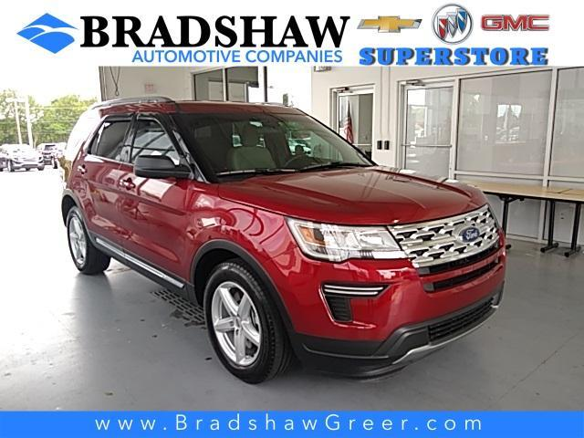 2019 Ford Explorer Vehicle Photo in Greer, SC 29651