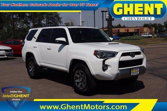 2021 Toyota 4Runner Vehicle Photo in GREELEY, CO 80634-4125