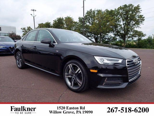 2017 Audi A4 Vehicle Photo in Willow Grove, PA 19090