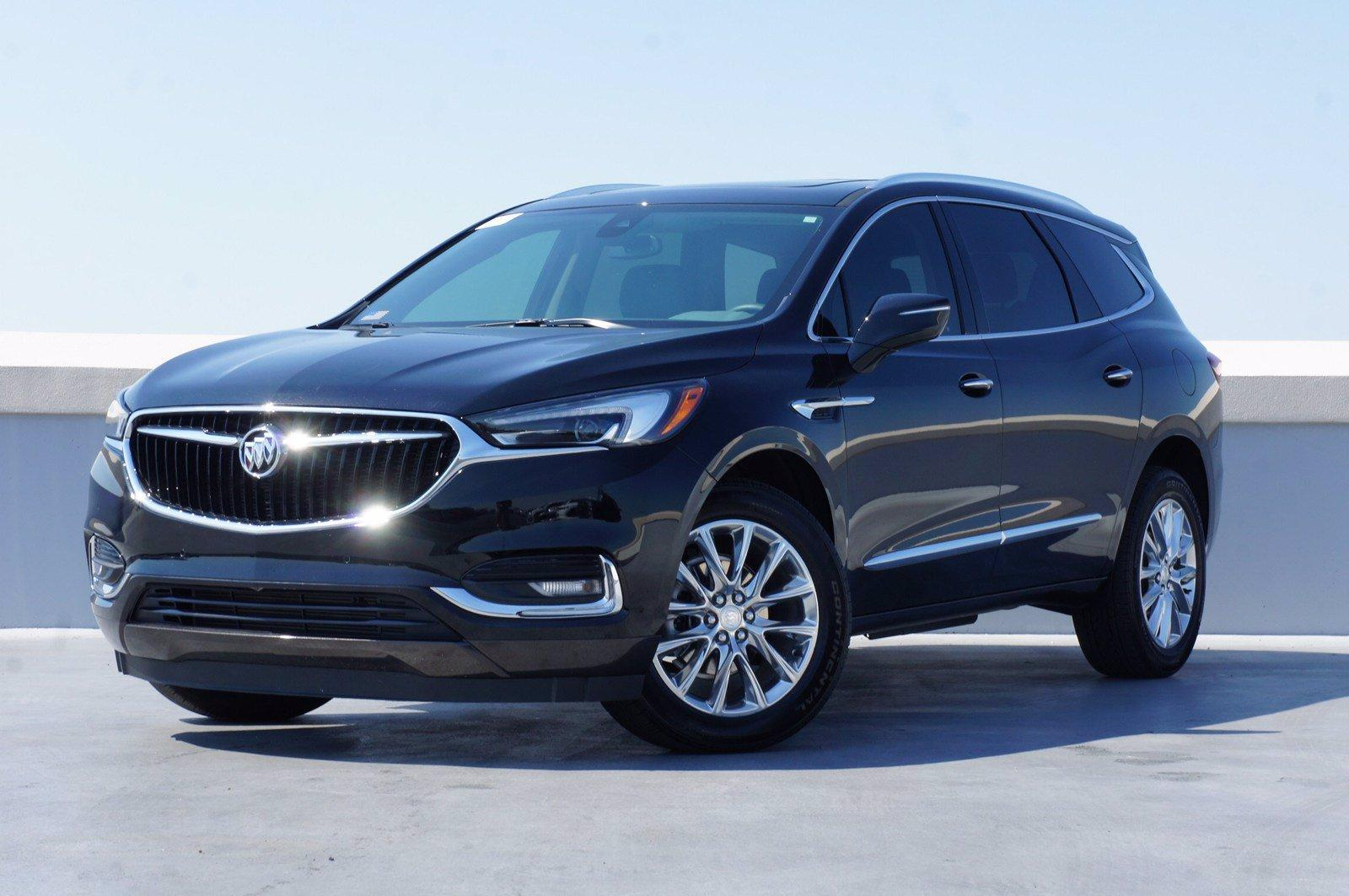 2021 Buick Enclave Vehicle Photo in Dallas, TX 75209